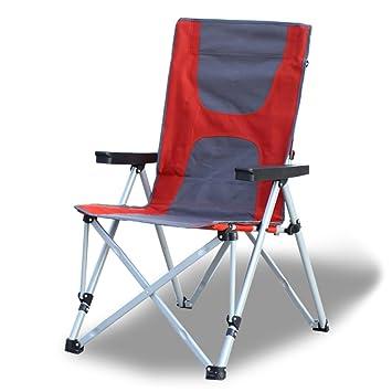 HM&DX Serie exterior trasera ajustable plegable silla playa portátil ...