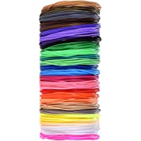 3D Pen Pcl Filament,Festnight 3D Pen PCL Filament Low Temperature 3D Printing Refill 1.75mm Recyclable Environmentally…