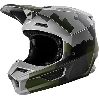 2020 Fox Racing V1 Prizm Camo Helmet-L: Fox Racing: Automotive