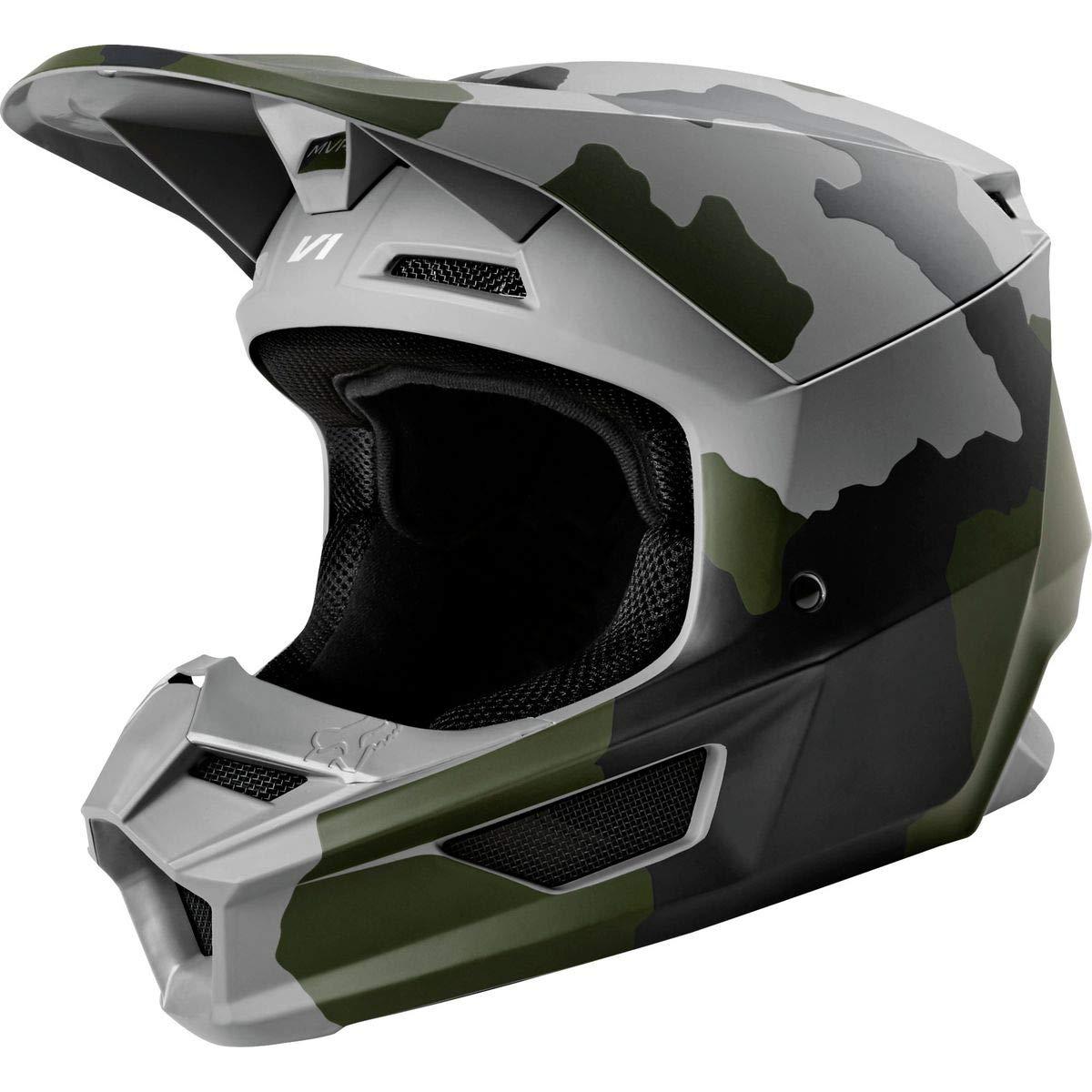 Fox Helmet V-1 Mec Se Camo M