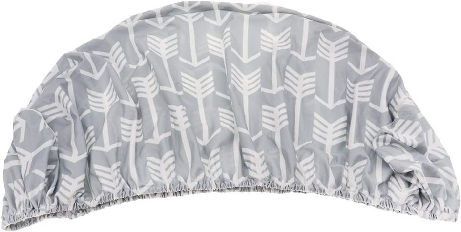 Stretchy Baby Summer Reusable Diaper Change Table Pad Covers for Girls Boys as described Grey