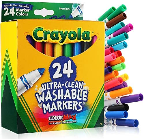 Crayola Markers Washable assorted teachers product image