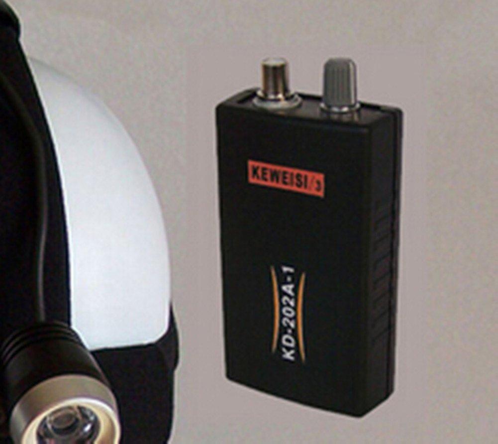 ELEOPTION(TM) Update LED Dental Surgical Medical Head Light Lamp Headlight Economic 3W(3 W Black) by Eleoption (Image #1)