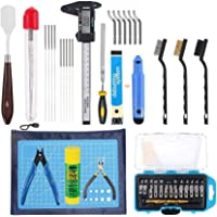42pcs/Set 3D Printer Cleaning and Disassembly Tools DIY Kit 3D Printer(Multicolor)