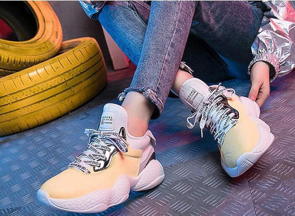 Zapatos de Plataforma Plataforma Plataforma para Mujer, 2018 Otoño Zapatos Casuales Zap 951369