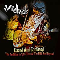 Dazed and Confused: The Yardbirds in 68 Live At The BBC And Beyond. (LP and DVD Set) [VINYL]