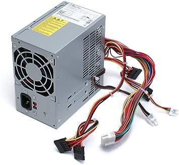 C411H H056N DVWX8 HT996,J036N K932C N385F CD4GP H057N P981D N189N GH5P9 D382H N183N N184N N383F Compatible OEM 300W Watt Replacement for Dell Power Supply Brick Mini-Tower 9V75C FFR0Y