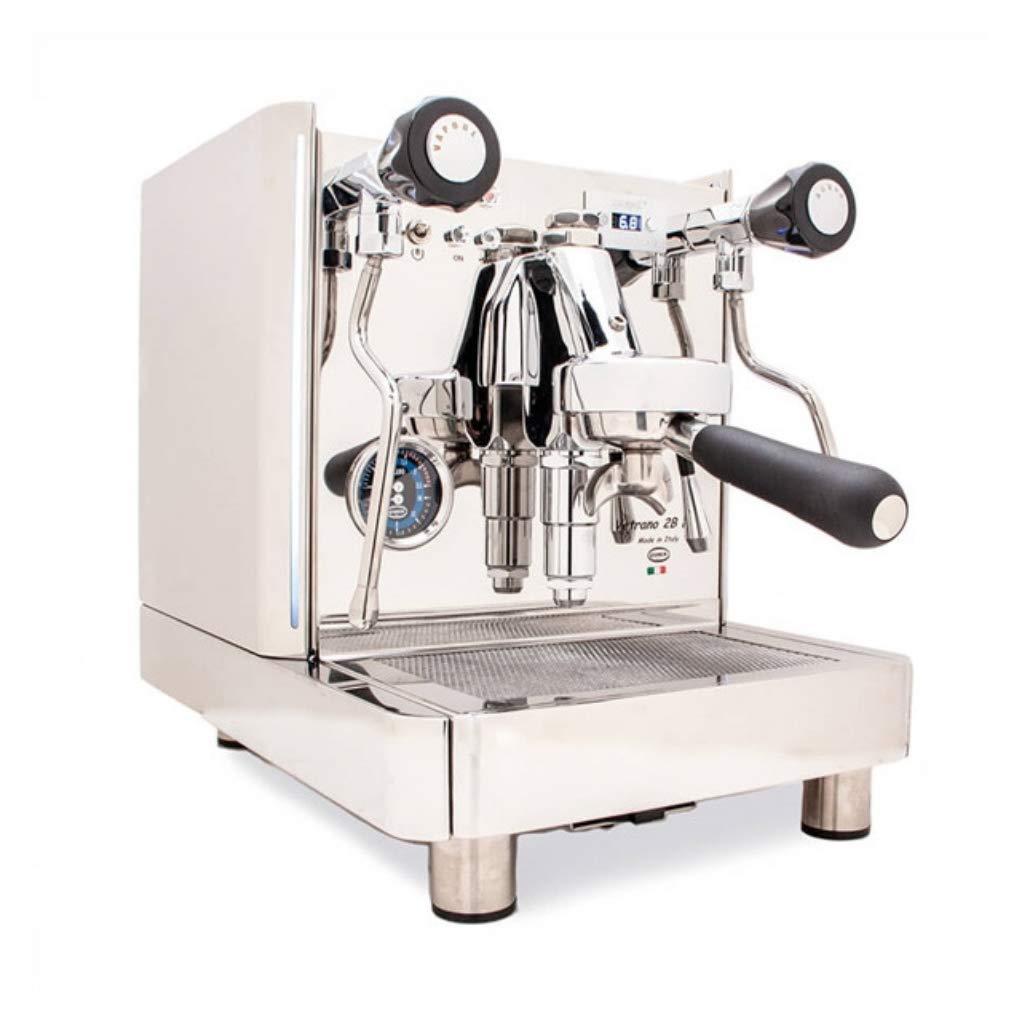 2019 Updated Quick Mill Vetrano 2b Evo Dual Boiler Espresso Machine Made In Italy by Quickmill