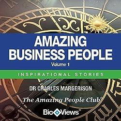 Amazing Business People - Volume 1