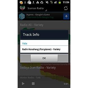 Iran Radio - Iranian News & Music: Amazon es: Appstore para