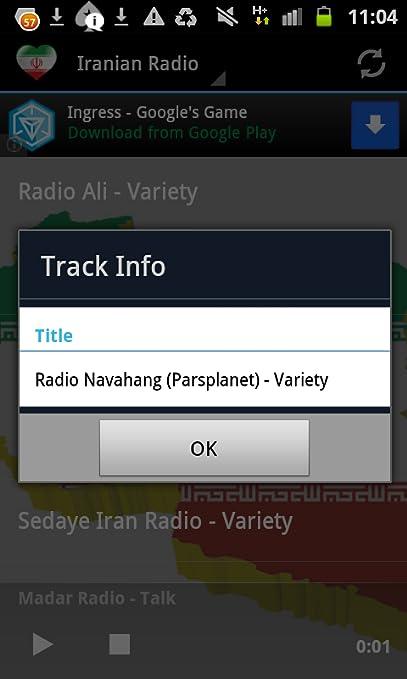Iran Radio - Iranian News & Music