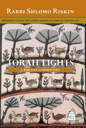 Torah Lights Bemidbar: Trials and Tribulations in Times of Transition