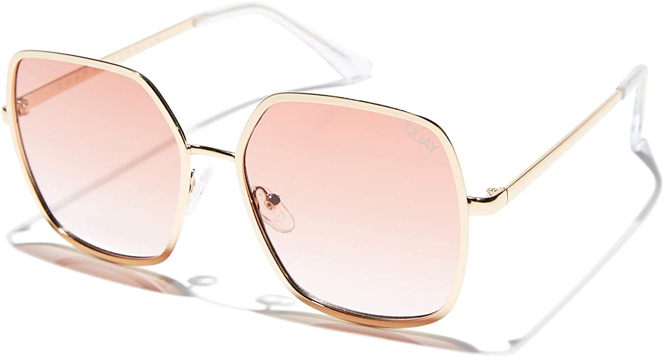 3bb1fd9bd3293 Amazon.com  Quay Women s Undercover Sunglasses