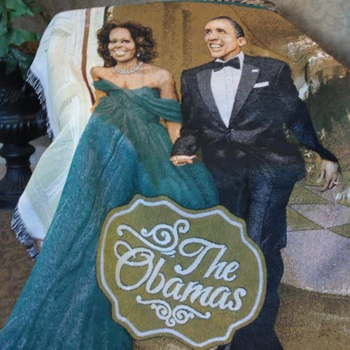 Max 65% OFF African Popular overseas American Expressions - The 100% Throw C Obamas Tapestry