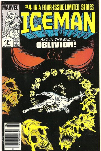 Iceman #4 (The Price You Pay!)