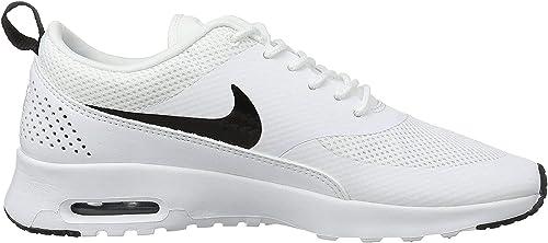 Nuova Stagione Nike Air Max Thea Txt W Scarpa Grigio Bianco