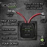 12V 140 Amp Dual Battery Smart Isolator by