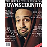 TOWN & COUNTRY June - July 2018 小さい表紙画像