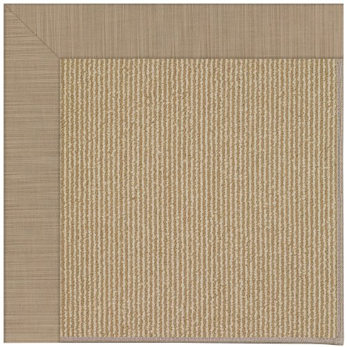 Capel Rugs Sisal Rug (Capel Rugs 1995RS00240036725 Zoe-Sisal Rectangle Machine Tufted Area Rug, 2 x 3', Sandy)