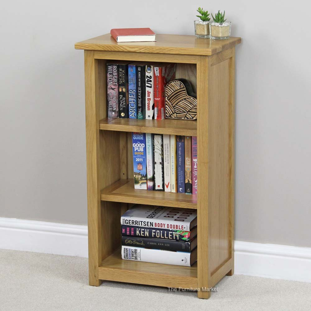 - New London Essentials Oak Mini Bookcase: Amazon.co.uk: DIY & Tools