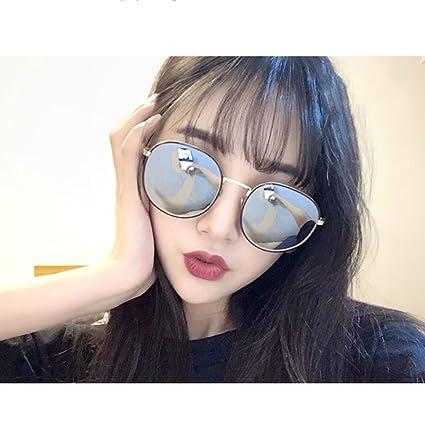 12d88d928e DT Gafas de Sol Femeninas Gafas de Sol polarizadas Gafas Coreanas Delgadas ( Color : 1
