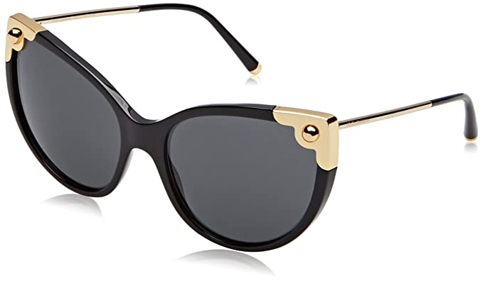 7b5579110 Amazon.com  Dolce   Gabbana Women s Oversized Cat Eye Sunglasses ...