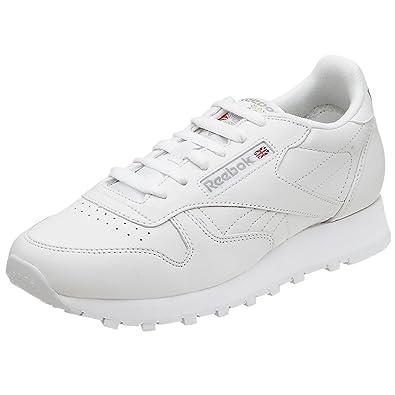 8f5a313f7295d Reebok Women s Classic Leather Sneaker