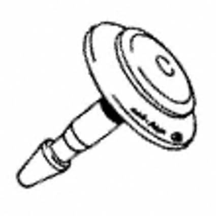 Amazon Com C R Laurence Cp998436 Crl Nissan Cowl Vent Retainer