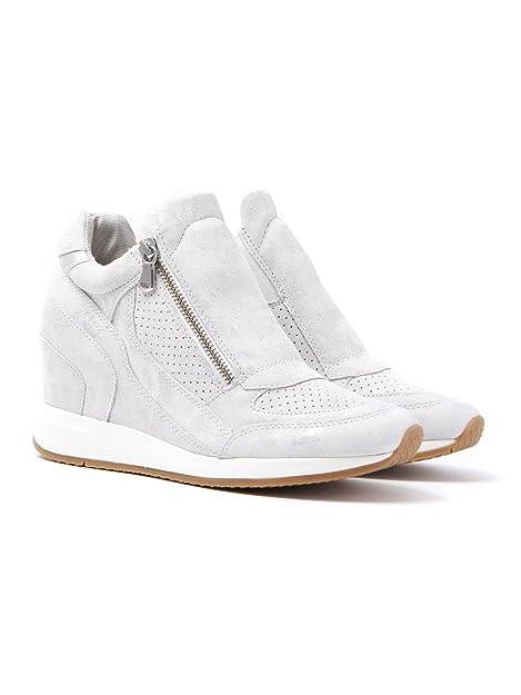 Sneakers bianco sporco per donna Geox Costos En Línea Barata Barato Almacenista Ee.Uu. Ver La Venta En Línea 100% Garantizada La Venta En Línea Nuevos Estilos Para La Venta jaWBwtZzci