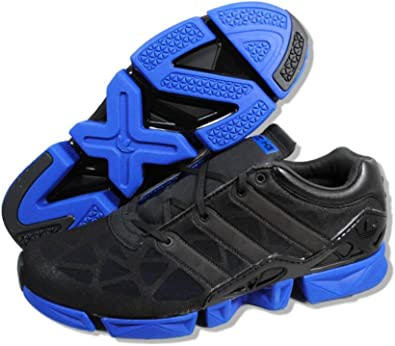 Amazon.com | adidas Men Shoes H3 ZXZ Black Blue Running Shoes (9.5 ...