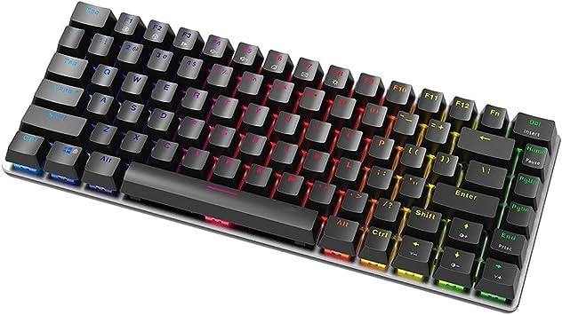 Grborn AJAZZ AK33 RGB Mecánica Teclado para Juegos Gaming E ...