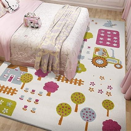 Amazon BB Children's Room Carpet Cute Cartoon Creative Design Mesmerizing Pretty Girls Bedrooms Creative Decoration