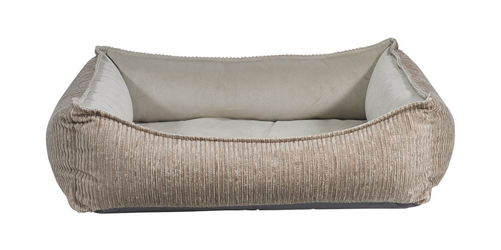 Bowsers Oslo Ortho Bed, Large, Wheat