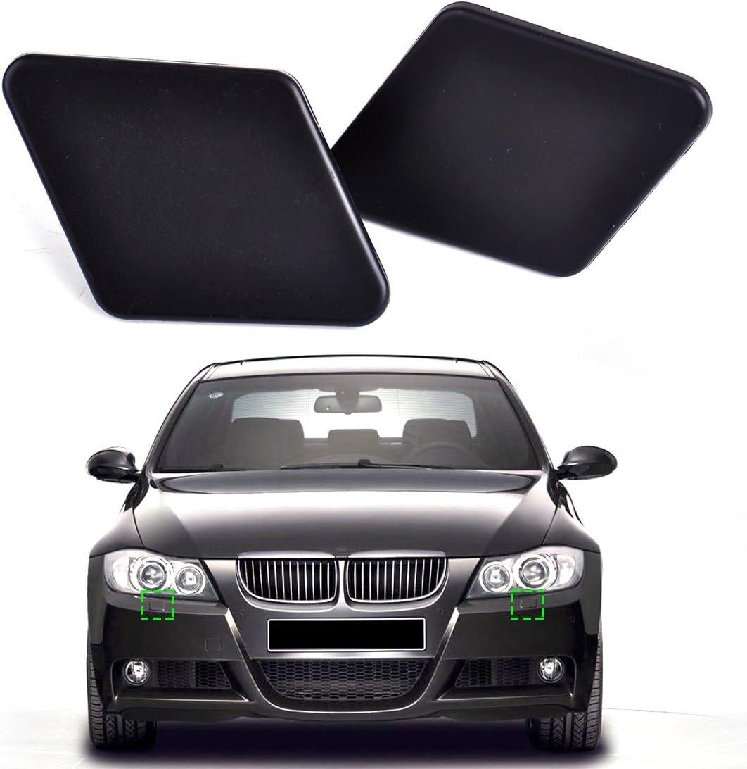 NEU KAPPE ABDECKUNG SCHEINWERFERREINIGUNG LINKS BMW 3er E90 E91 61677211209