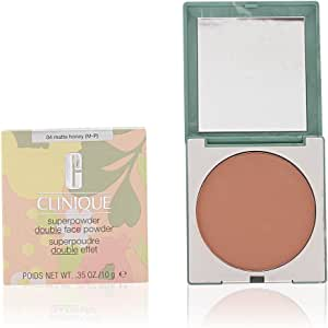 Clinique Superpowder Double Face Makeup#07 Matte Neutral (MF-N)-Dry Combination To Oily for Women - 0.35 oz Makeup, 10.5 milliliters