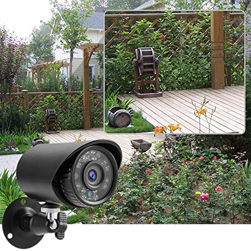 720p Pal Ahd/Tvi/Cvi/Cvbs Híbrido 4 en 1 cámara, caja de ...