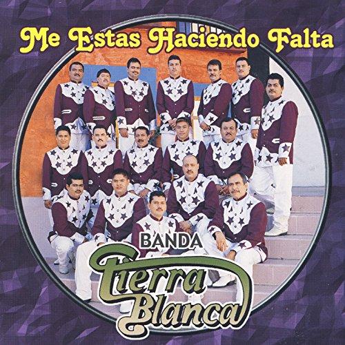 Me estas haciendo falta by banda tierra blanca on amazon for Blanca romero grupo musical