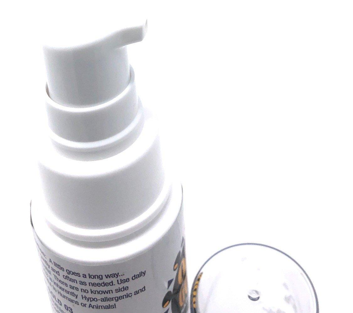 Olive Gold O3 Skin Care Lotion - Ozonated Olive Oil Super Oxygen (4oz) by Olive Gold O3 (Image #4)