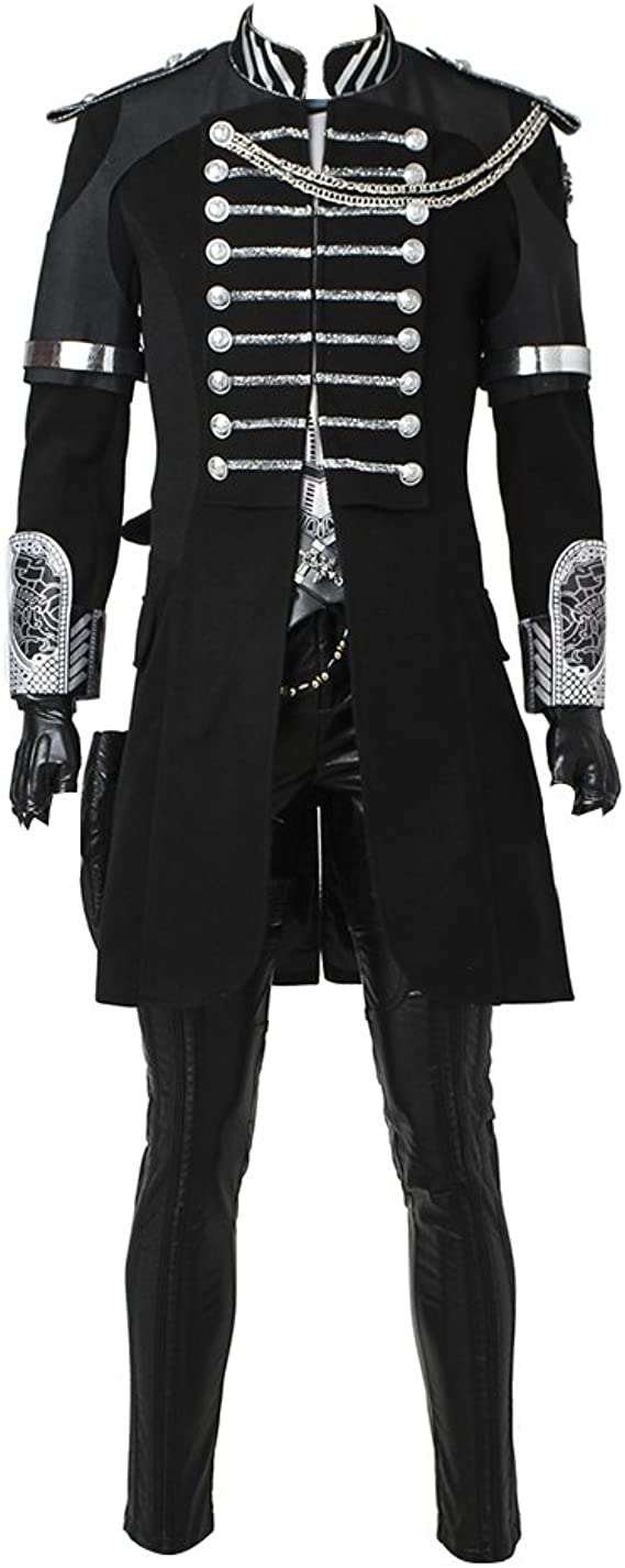 NTLCOS Men\u0027s Costume For Kingsglaive Final Fantasy XV Nyx