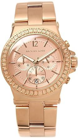 dae0a4c2dc00 [マイケルコース]MICHAEL KORS 腕時計 クロノグラフ レディース MK5412[並行輸入品]