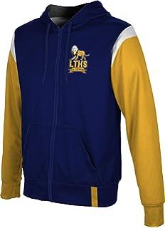 School Spirit Sweatshirt ProSphere Pace University Mens Pullover Hoodie Splatter