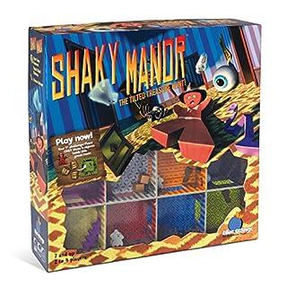 Blue Orange Games 05600 Shaky Manor Family Game
