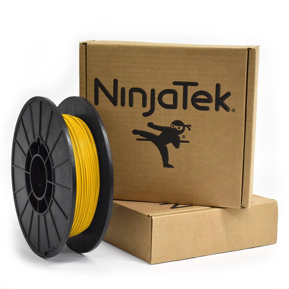 NinjaTek 3DNF0817505 TPU Filament, 1.75 mm, 0.5 kg, Water B078JL3ZW5 Filament-3D-Druckmaterialien