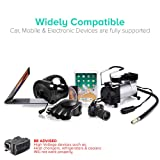 AC to DC Power Socket Adapter Converter, 110V to