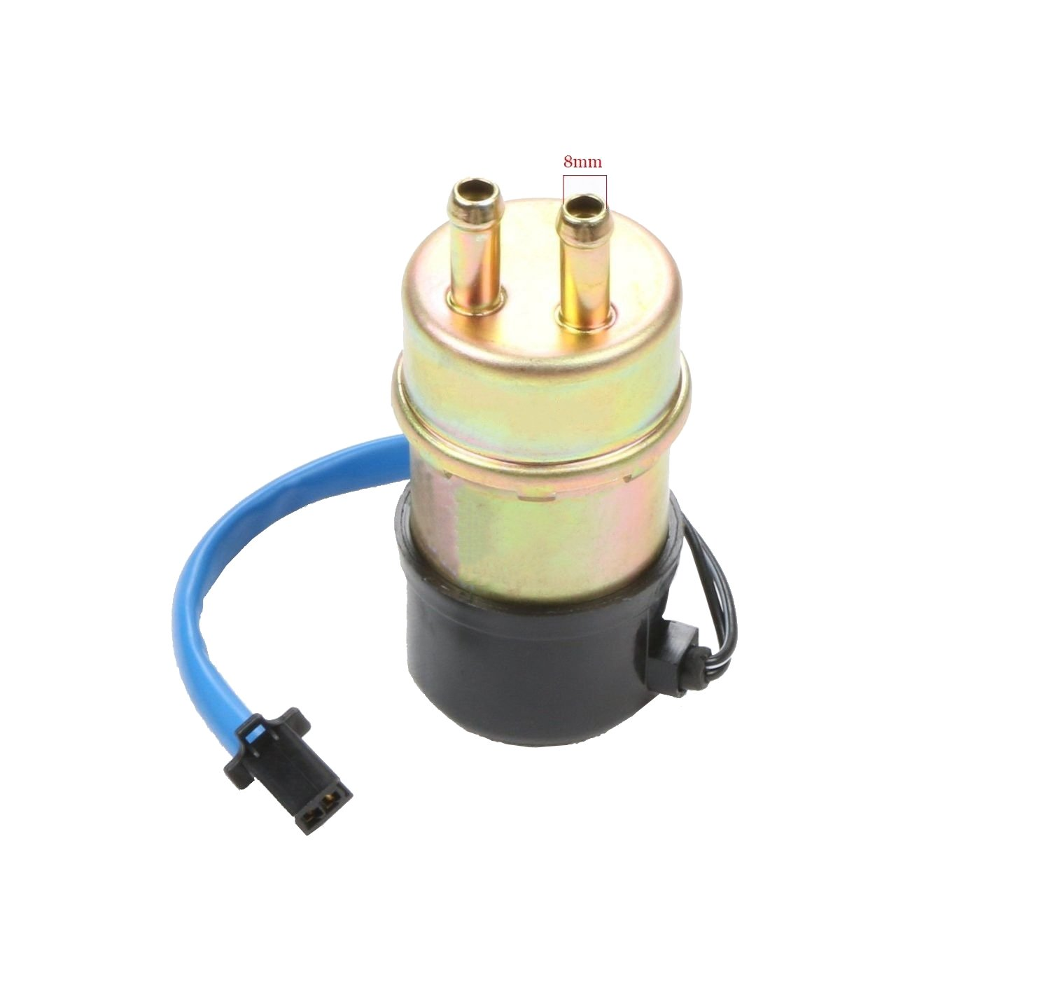 OSIAS Fuel Pump For Kawasaki 49040-1055 KF620 Mule 3000 3010 3020 2500 2510 2520 1000 by OSIAS