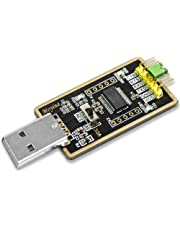 USB to Serial Converter, USB to TTL Adapter for Development Projects - Featuring Genuine FTDI USB UART IC 'FT232RL'