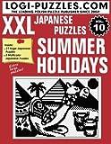 japanese number puzzles - XXL Japanese Puzzles: Summer Holidays (Volume 10)