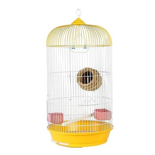 YC electronics Jaulas para pájaros Jaula de pájaros Jaula de ...