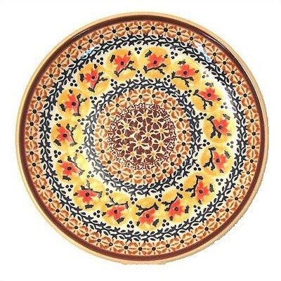 - Euroquest Imports Polish Pottery DU70 Series Euroquest Imports Polish Pottery-Cheese Cutting Board - Pattern DU70
