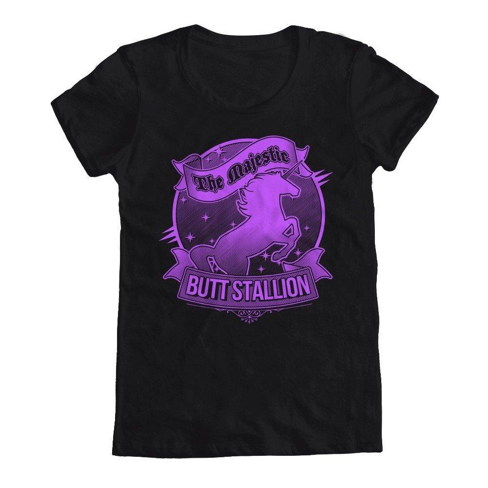 Butt Stallion T Shirt 9142